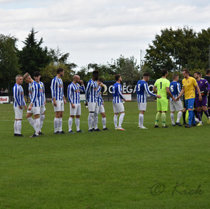 Benfield v Albion Sports: Match Gallery