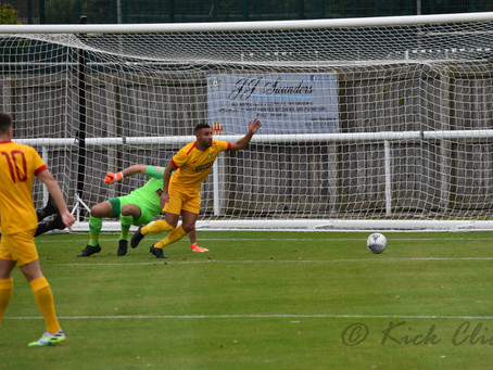 Ashington vs Benfield: Match Gallery