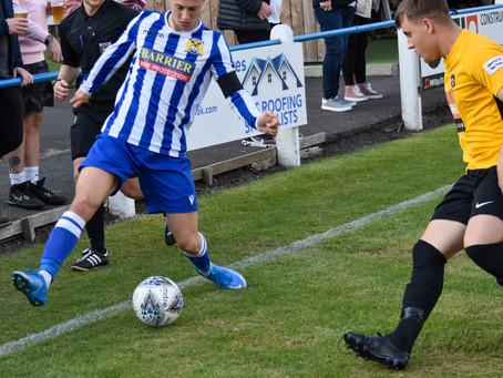 Benfield vs Crook Town: Match Gallery