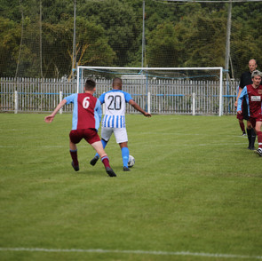 Benfield vs Percy Main: Match Gallery