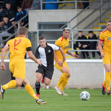 Ashington AFC vs Lions: Match Gallery
