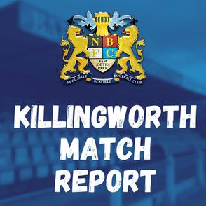 Benfield vs Killingworth: Match Report