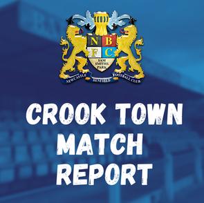 Benfield vs Crook Town: Match Report
