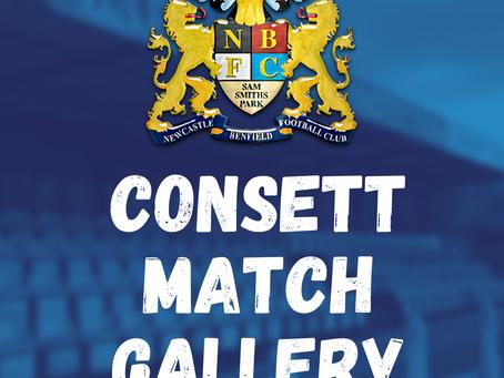 Benfield vs Consett: Match Gallery