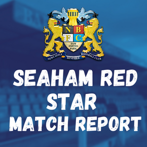 Benfield vs Seaham Red Star: Match Report