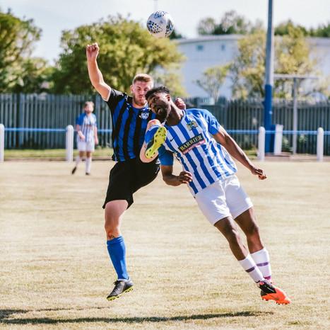 Lions 3-1 AFC Killingworth: Match Gallery