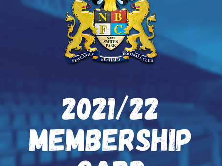 New Membership Scheme at Newcastle Benfield FC!