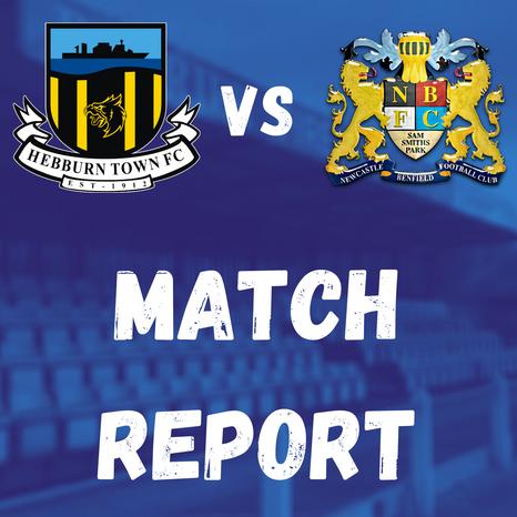 Hebburn Town v Lions: Match Report