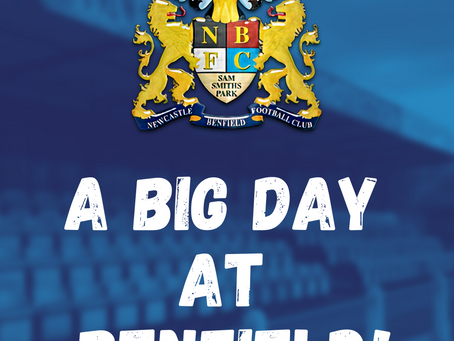 A Big Day at Benfield!