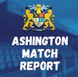 Benfield vs Ashington: Match Report