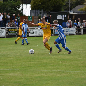 Whitley Bay vs Benfield: Match Gallery