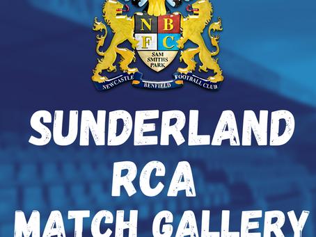 Benfield vs Sunderland RCA: Match Gallery