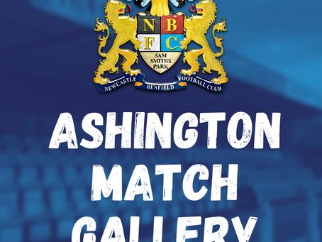 Benfield vs Ashington: FA Vase Match Gallery