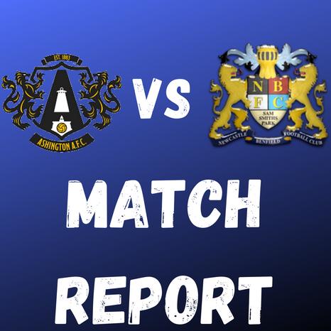 Ashington AFC vs Lions: Match Report