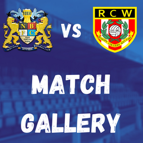 Lions vs Ryhope CW: Match Gallery