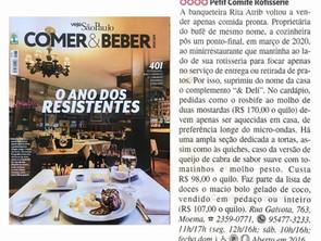 Petit Comité Rotisserie no Guia Comer & Beber da Veja São Paulo