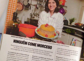 Chef Rita Atrib na Veja