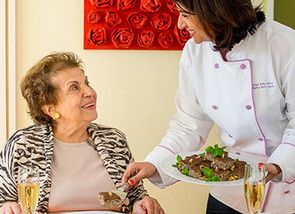 Rita Atrib ensina a fazer Quibe Assado na Academia da Carne Friboi