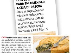 Petit Comité Rotisserie é destaque na Veja SP