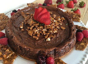 Cheesecake de Ovomaltine: aprenda a fazer