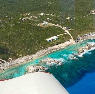 Aerial Of Bahama Dreamin