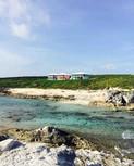 View of Bahama Dreaming from the Atlantic Ocean!