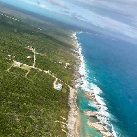 Aerial View of Bahama Dreamin
