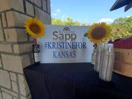 Kristine for Kansas BBQ Fundraiser 1 (18