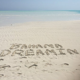 Bahama Dreamin in the sand