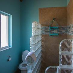 Walk in Shower in Each Bathroom