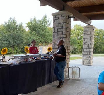 Kristine for Kansas BBQ Fundraiser 1 (30