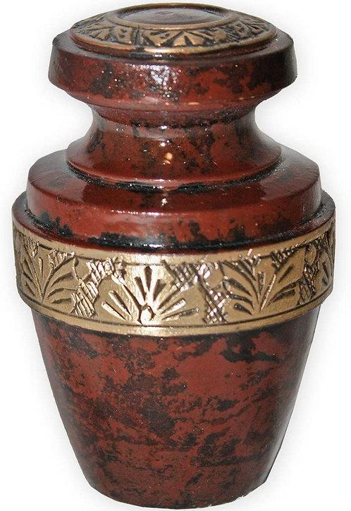 Hephaestus Keepsake Urn for Ashes