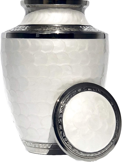 Funeral Urn Carefully Handcrafted with Elegant Finishes
