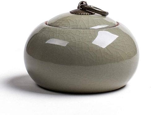 Handmade Ceramic For Child Memorial Cremation Ash Funeral Burial Urn Keepsake