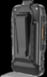 Clip por pot à la ceinture de la balise B1 pour application DATI