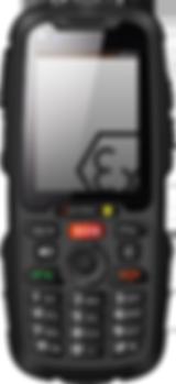 Mobile Android ATEX DATI Beepiz