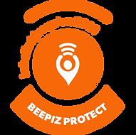 Label Beepiz Protect Bronze