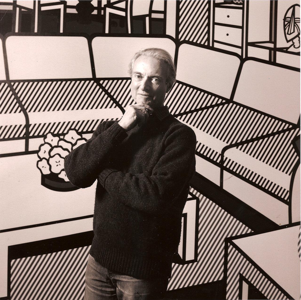 Roy Lichetnstein