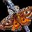 Thumbnail: Emperor Moth (Saturnia pavonia)