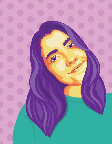 Color Portrait 01
