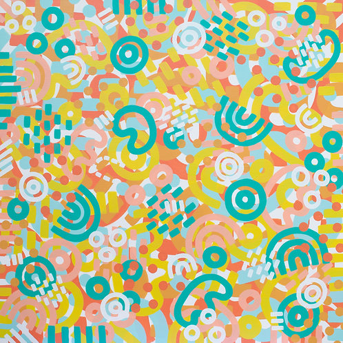 Abstract Print 04