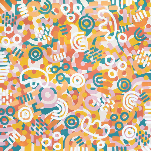 Abstract Print 03