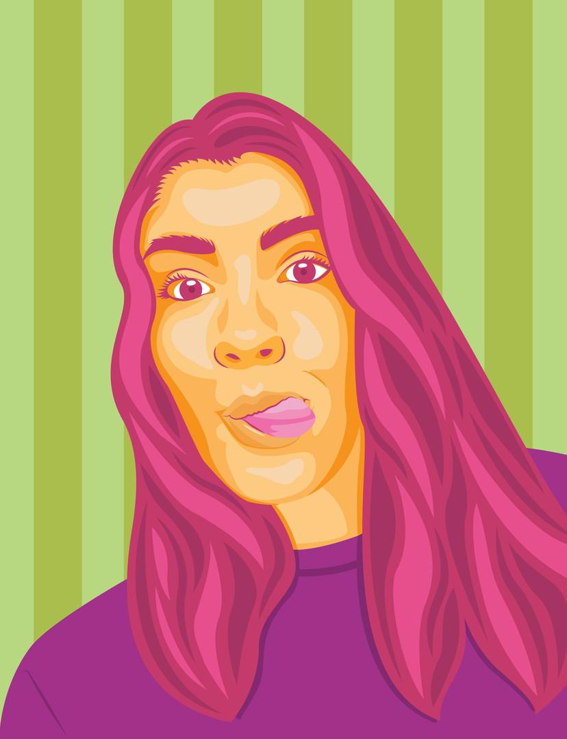 Color Portrait 03