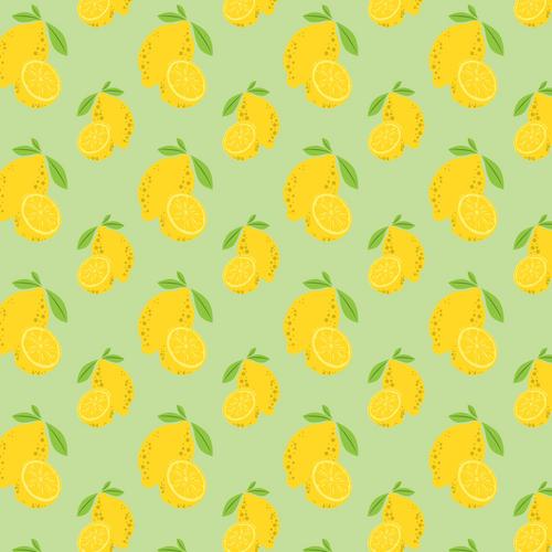 Lemons Pattern
