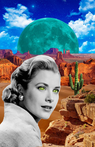 Desert Collage