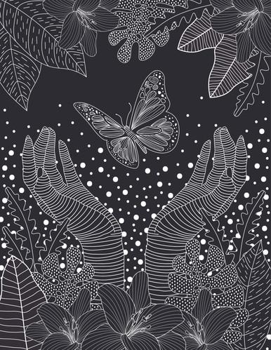 B&W Illustration Series 02
