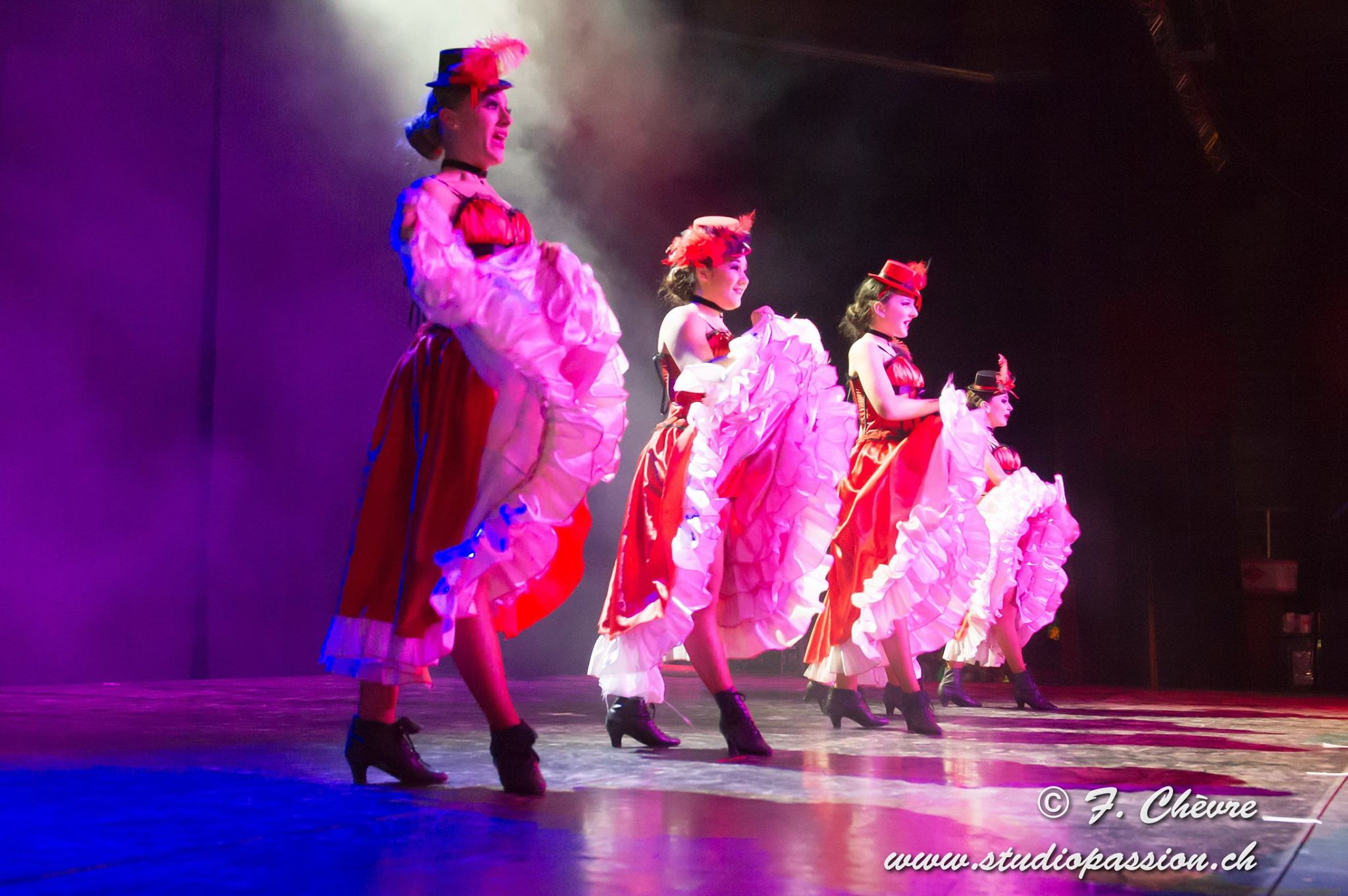 spectacle moulin rouge geneve