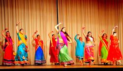 troupe de danse bollywood
