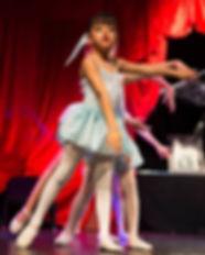 eveil a a danse initiation classique enfant