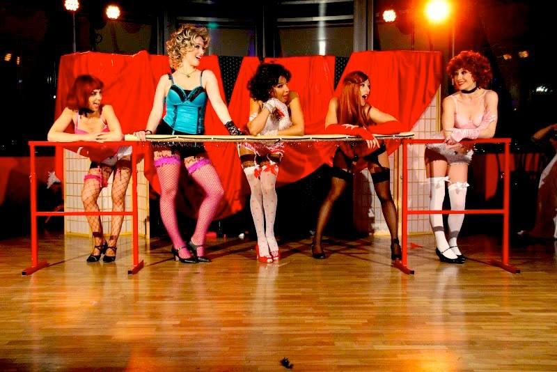 troupe de danse suisse